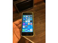 iPhone 5c 16gb locked to EE network. No scratches or dents