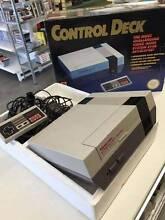 NES CONTROL DECK 1 CONTROLLER NESE-001(AUS) BOX 6/10 Adamstown Newcastle Area Preview
