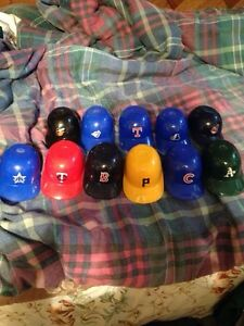 Baseball helmets - mini