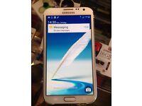 Samsung note 2 4 sale BARGAIN