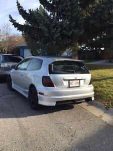 2002 Honda Civic SIR Hatchback *MINT*