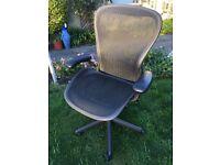 Herman Miller Aeron Office Chair, Size C