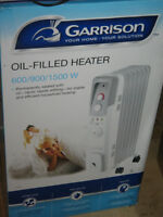 Electric Oil heaters- (four)