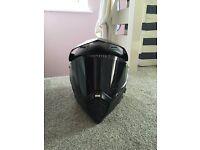 AGV AX-8 Dual Evo Carbon Fibre Helmet - Motorcross Enduro Supermoto
