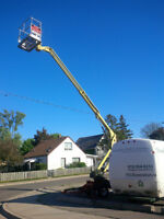 35' Towable Boom Lift - RENTAL