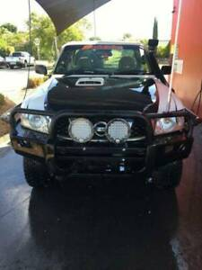 2009 Nissan Patrol 4.2TD Converted GU Ute Coil Cab Converted