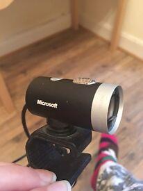 Microsoft 720 p HD webcam