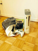 xbox 360 20gb hard drive was flashed before update 2 controllers