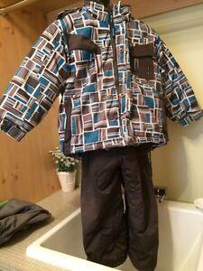 Manteau d'hiver (3 ans)