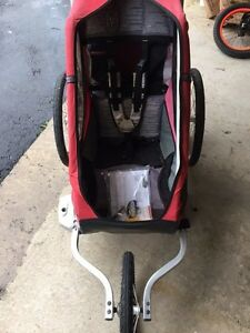 Chariot Cougar 1 stroller Peterborough Peterborough Area image 2