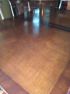 Curly maple/ cherry Dining room -REDUCED  Kitchener / Waterloo Kitchener Area image 6
