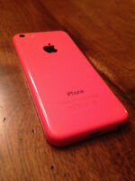 16GB Pink Telus/Koodo iPhone 5c *Mint Condition*