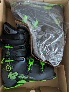 K2 Spyne 120 Heat Ski Boots 29.5
