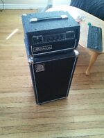 "Ampeg Micro-CL 100 2x10"" Mini Bass Stack"