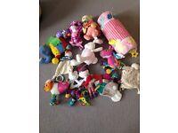 Baby girl toys bundle- Lamaze, Mammas and Papas and more