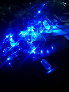 Single Color String Lights : String Lights Kijiji: Free Classifieds in Toronto (GTA). Find a job, buy a car, find a house ...