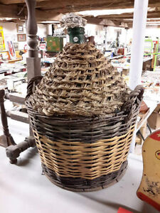 Vintage demijohn Kawartha Lakes Peterborough Area image 1