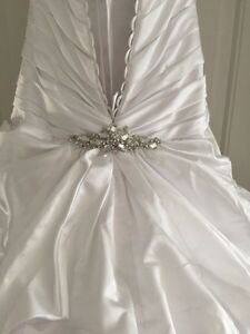 PRICE to sell  **** Maggie Sottero - Nicolette dress style Cambridge Kitchener Area image 6