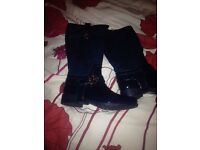 Ladies boots for sale size 7