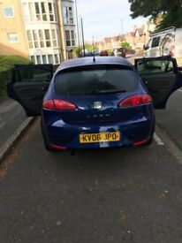 SEAT LEON IN GOOD CONDITION