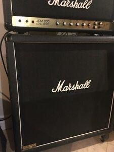 MARSHALL JCM800 1960a 4x12 cabinet