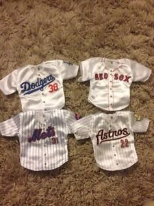 2005 Upper Deck MLB Mini Replica Jerseys Windsor Region Ontario image 1