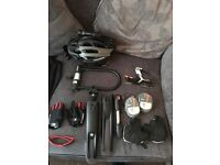 Boardman bike accessories