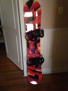 Snowboard Package for Sale! Great for Christmas! Cambridge Kitchener Area image 1