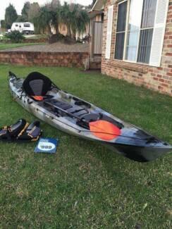 4.2m fishing kayak Albion Park Shellharbour Area Preview