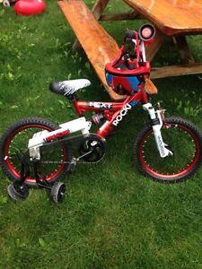 Next rocki 16 boys bike