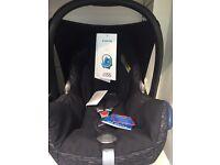 New Maxi Cosi car seat