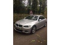 BMW 320i M SPORT SILVER