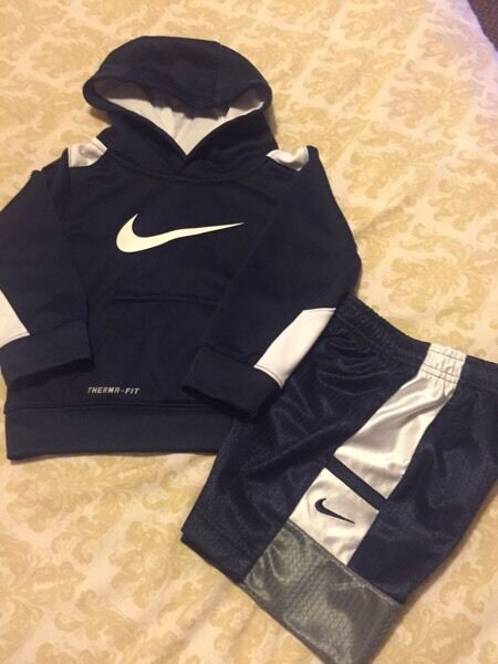 Nike hoody and shorts worn once age1 2in Bolton, ManchesterGumtree - Nike hoody and shorts worn once so brand new basically, really smart and trendy. 10 pounds for both. Ring or text me any time to collect. Thank you