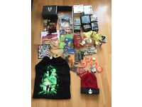 Job Lot Pop Culture Loot Crate Contents