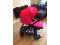 Mamas and papas 2 in 1 pushchair