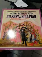 Complete collection of Gilbert and Sullivan records