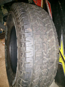 NEW steel rim with ok used tire plus a new tire off rim Cambridge Kitchener Area image 6