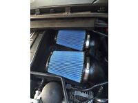 Air Intake aFe Power Magnum Force Stage 2. 54-11472 07-10 BMW 135i/335i/535i L6-3.0L N54