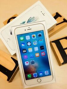 Brand new condition iPhone 6S Plus silver 128G UNLOCKED in box Calamvale Brisbane South West Preview