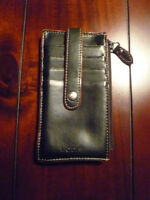 """Lodis Audrey 5"""" Credit Card Case with Zipper Pocket  Check out m"""