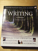 Writing - A Journey - Canadian Edition   -     Georgian College