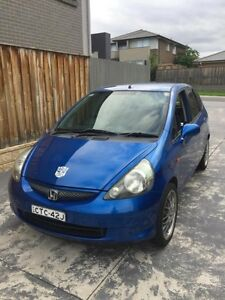 2005 Honda Jazz Hatchback Stanhope Gardens Blacktown Area Preview