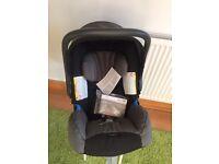 Britax Baby Safe plus car seat