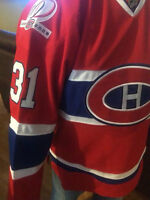 authentic carey price nhl jersey mint condition