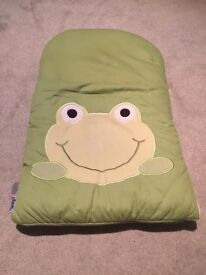 Baby sleep mat