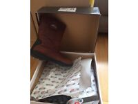 Tuff rigger boots size 11