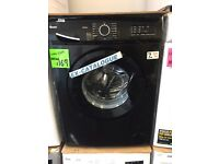 *WOW* Ex-Cat Swan 7kg GLOSS BLACK Washing Machine only £169!!