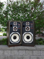 2 SET IN HOUSE SPEAKERS FOR SALE
