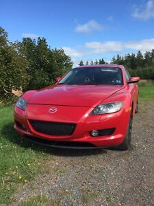 2006 Mazda RX8. Excellent shape inside and out!