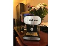 Krups coffee machine with froffer
